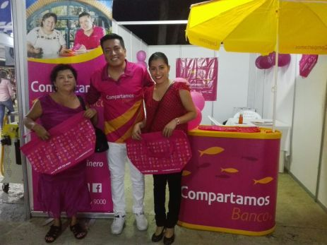 BRIGHT BRANDS GROUP -Compartamos Banco - Feria Tapachula 37