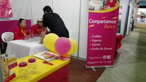 Feria Tapachula 2018 - Compartamos Banco - Activación BTL