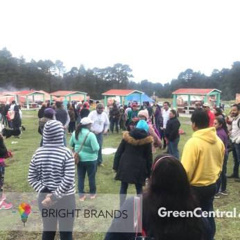 Green Central & Co Reforestación Nevado Toluca - Eventos sustentables