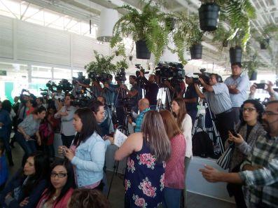 RUEDA DE PRENSA LA ACADEMIA- AGENCIA SPARK BRIGHT BRANDS GROUP